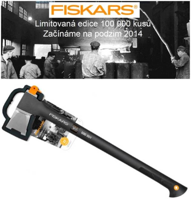 FISKARS Sekera Fiskars 365th, limitovaná edice, 129030 - výprodej