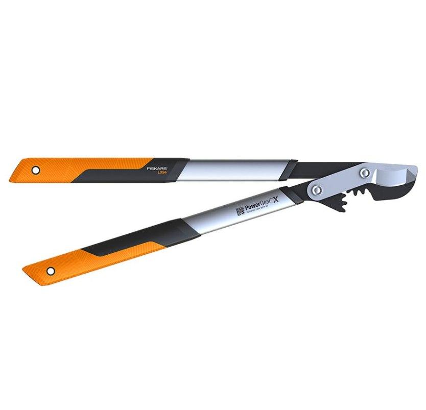 FISKARS Nůžky na silné větve dvoučepelové M PowerGearX Fiskars 112390, záruka 25 let