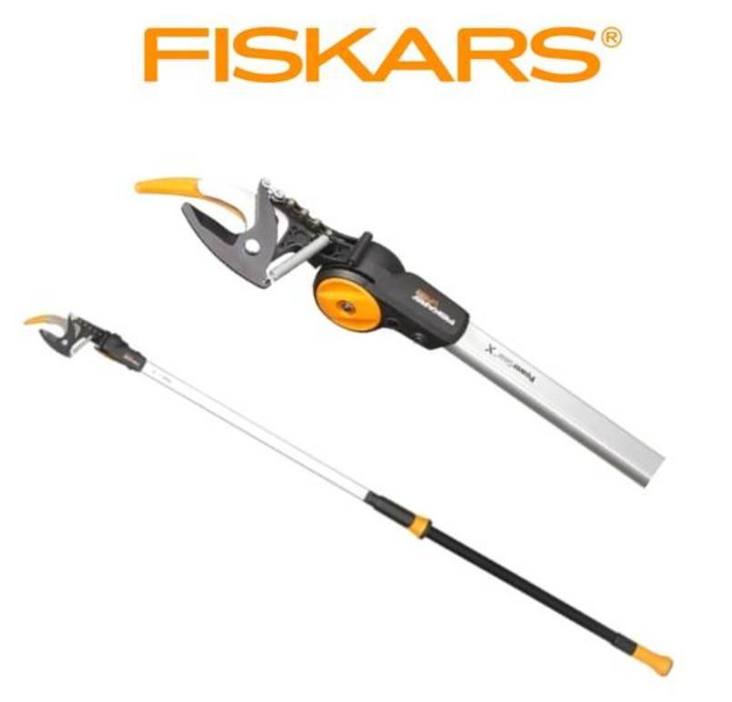 FISKARS Nůžky PowerGear™ X zahradní univerzální UPX82 Fiskars 1023625