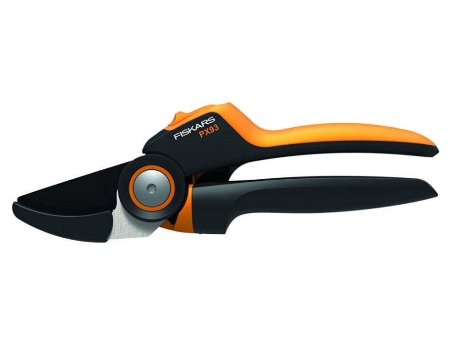 FISKARS Nůžky zahradní převodové PowerGear X, jednočepelové (L) PX93 - 1023629