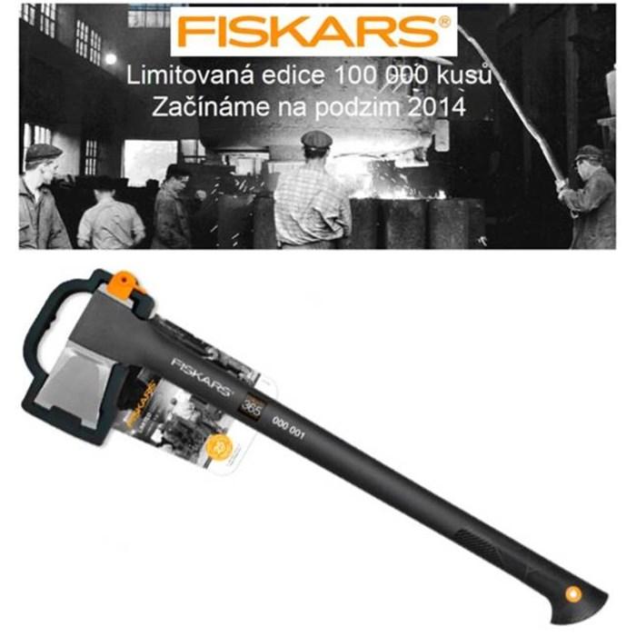 FISKARS Sekera Fiskars 365th, limitovaná edice, 129030